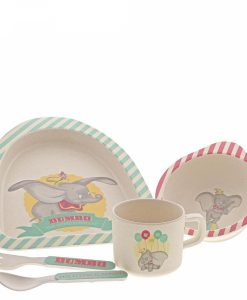 Disney Dumbo Bamboo Dinner Set A29573