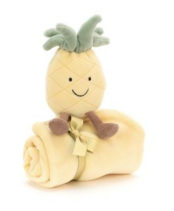 Jellycat Amuseable Pineapple Soother AS4P