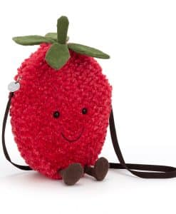 Jellycat Amuseable Strawberry Bag A4SB