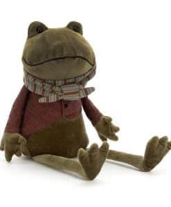 Jellycat Riverside Rambler Frog RIV3F