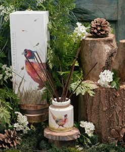 Kate of Kensington Pheasant in the Grass - White Tea & Bamboo Reed Diffuser