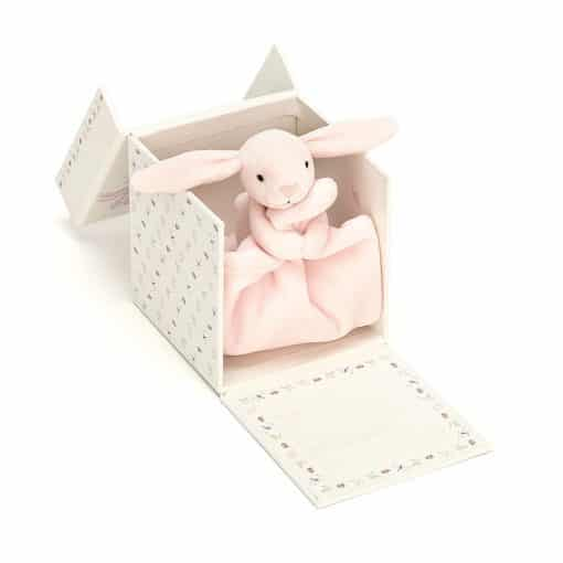 Jellycat My First Bunny Pink Soother BP4MFBS 5