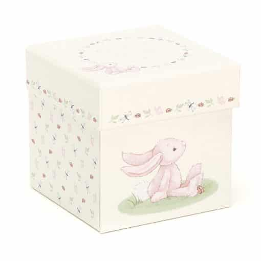 Jellycat My First Bunny Pink Soother BP4MFBS
