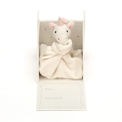 Jellycat My First Unicorn Soother BB4MFUS 4