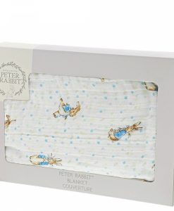 Peter Rabbit Baby Collection Blanket A29644 2