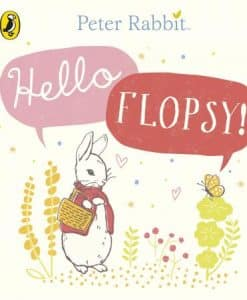 Peter Rabbit Hello Flopsy PO9223