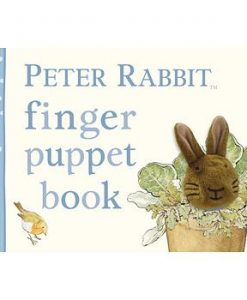 Peter Rabbit Puppet Book PO9083