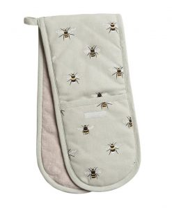 Sophie Allport Bees Double Oven Glove ALL36100
