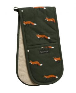 Sophie Allport Foxes Double Oven Glove ALL63100