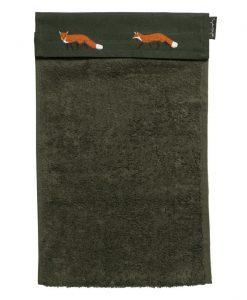 Sophie Allport Foxes Roller Hand Towel ALL63610