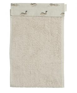 Sophie Allport Hare Roller Hand Towel ALL25610