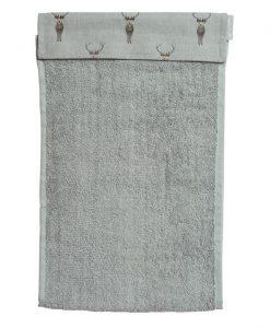 Sophie Allport Highland Stag Roller Hand Towel ALL2910