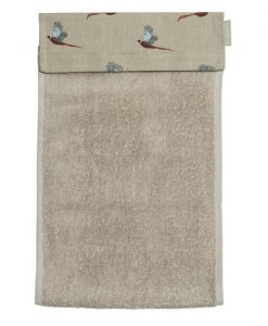 Sophie Allport Pheasant Roller Hand Towel ALL19610