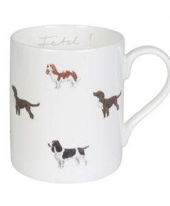 Sophie Allport Spaniesl Fetch! Mug BM5902