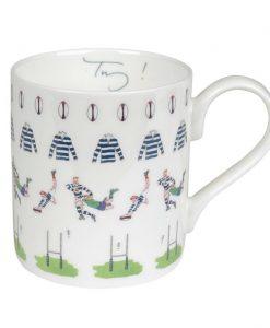 Sophie Allport Rugby Mug Standard