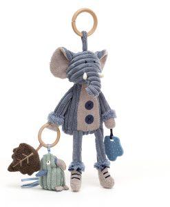 Jellycat Cordy Roy Elephant Activity Toy SRA2E