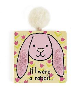 Jellycat If I Were a Rabbit Book BB444R