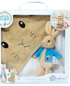 Peter Rabbit Cuddle Robe Set PO1600