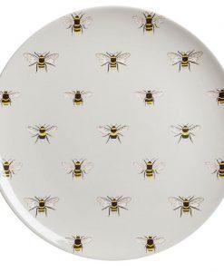 Sophie Allport Bees Melamine Dinner Plate MPL3610