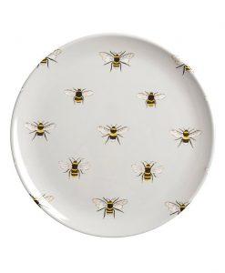 Sophie Allport Bees Melamine Side Plate MPL3608