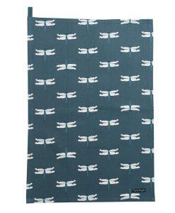 Sophie Allport Dragonfly Tea Towel ALL57601