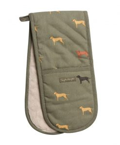 Sophie Allport Fab Labs Double Oven Glove ALL48100