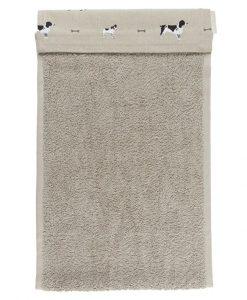 Sophie Allport Woof Roller Hand Towel ALL32610 1
