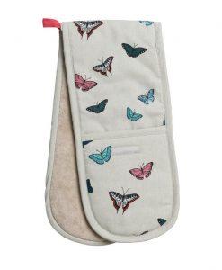 Sophie Allport Butterflies Double Oven Glove ALL66100