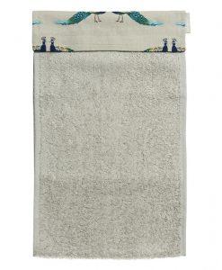 Sophie Allport Peacocks Roller Hand Towel ALL64610