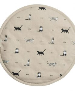 Sophie Allport Purrfect Hob Cover ALL31175