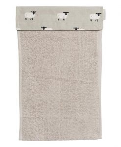 Sophie Allport Sheep Roller Hand Towel ALL43610 1