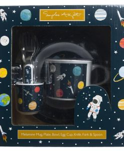 Sophie Allport Space Childrens Melamine Set MCS6201 4