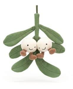 Jellycat Amuseable Mistletoe A6MIS