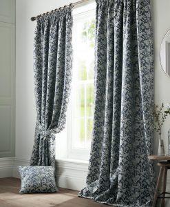 Ashley Wilde Bayford Ink Curtains