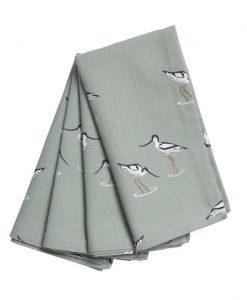 Sophie Allport Coastal Birds Napkins set of 4 ALL65300