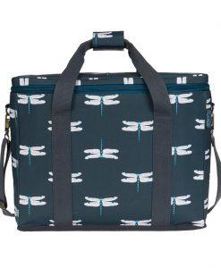 Sophie Allport Dragonfly Oilcloth Picnic Bag PVC57525