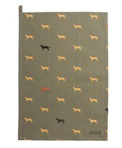 Sophie Allport Fab Labs Tea Towel ALL48601