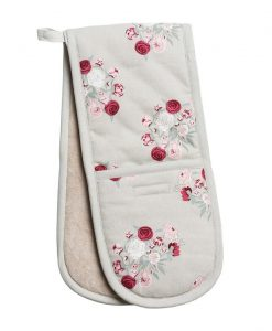 Sophie Allport Peony Double Oven Glove ALL56100