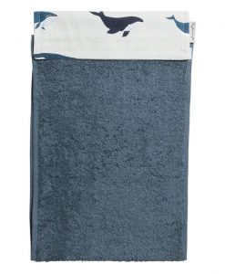 Sophie Allport Whales Roller Hand Towel ALL69610