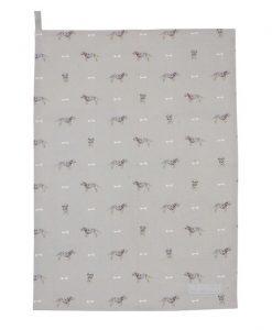 Sophie Allport Terrier Tea Towel ALL15601