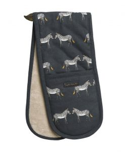 Sophie Allport Zebra Double Oven Glove ALL67100