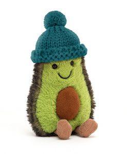 Jellycat Amuseable Cozi Avocado Teal COZ4T