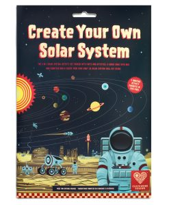 Create your Own Solar System main
