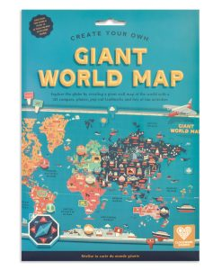 Clockwork Soldier - Create Your Own Giant World Map 1