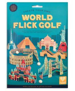 Clockwork Soldier Create Your Own World Flick Golf 4