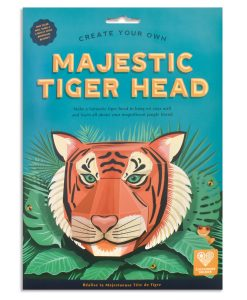 Clockwork Soldier - Create Your Own Majestic Tiger Head 2