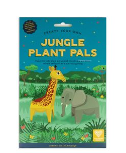 Clockwork Soldier - Create Your Own Jungle Plant Pals