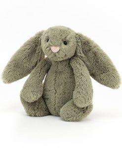 Jellycat Bashful Fern Bunny Small BASS6FERN