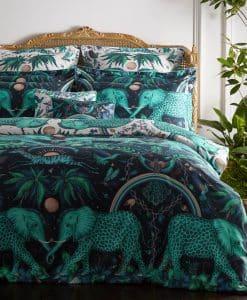 Emma J Shipley Zambezi Teal Duvet Bedding