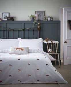 Sophie Allport Foxes Duvet Bed set